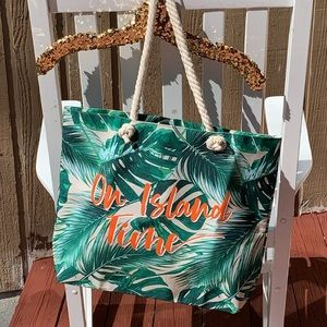 "🌴Ulta ""On Island Time"" Beach Tote"